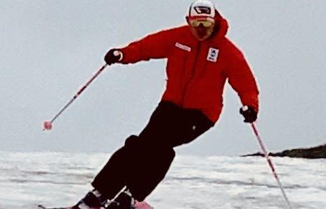 スキースポーツのためのオンラインシステムサポート